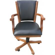 Carmelli Kingston Hardwood Poker Chairs, set of 4