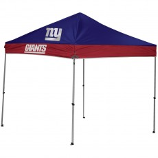 New York Giants NFL 9x9 Straight Leg Canopy