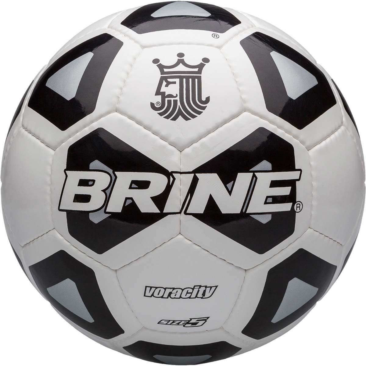 Brine Sbvor4 05 Voracity Soccer Ball Size 5 A11 005