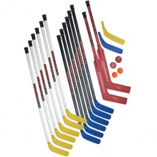 "Champion Deluxe Rhino Senior 47"" Floor Hockey Stick Set"