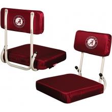 Hardback Stadium Bleacher Seat, University of Alabama, Crimson Tide