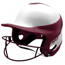 Rip-It XS Vision Pro Home Fastpitch Softball Batting Helmet, VISS