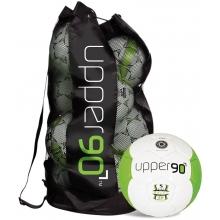 Gill 54105 Upper 90 Soccer Balls & Bag, Size 5, set of 10
