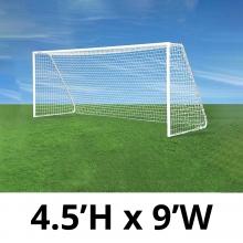 Jaypro 4.5' x 9' Classic Club Soccer Goals, CC9S (pair)