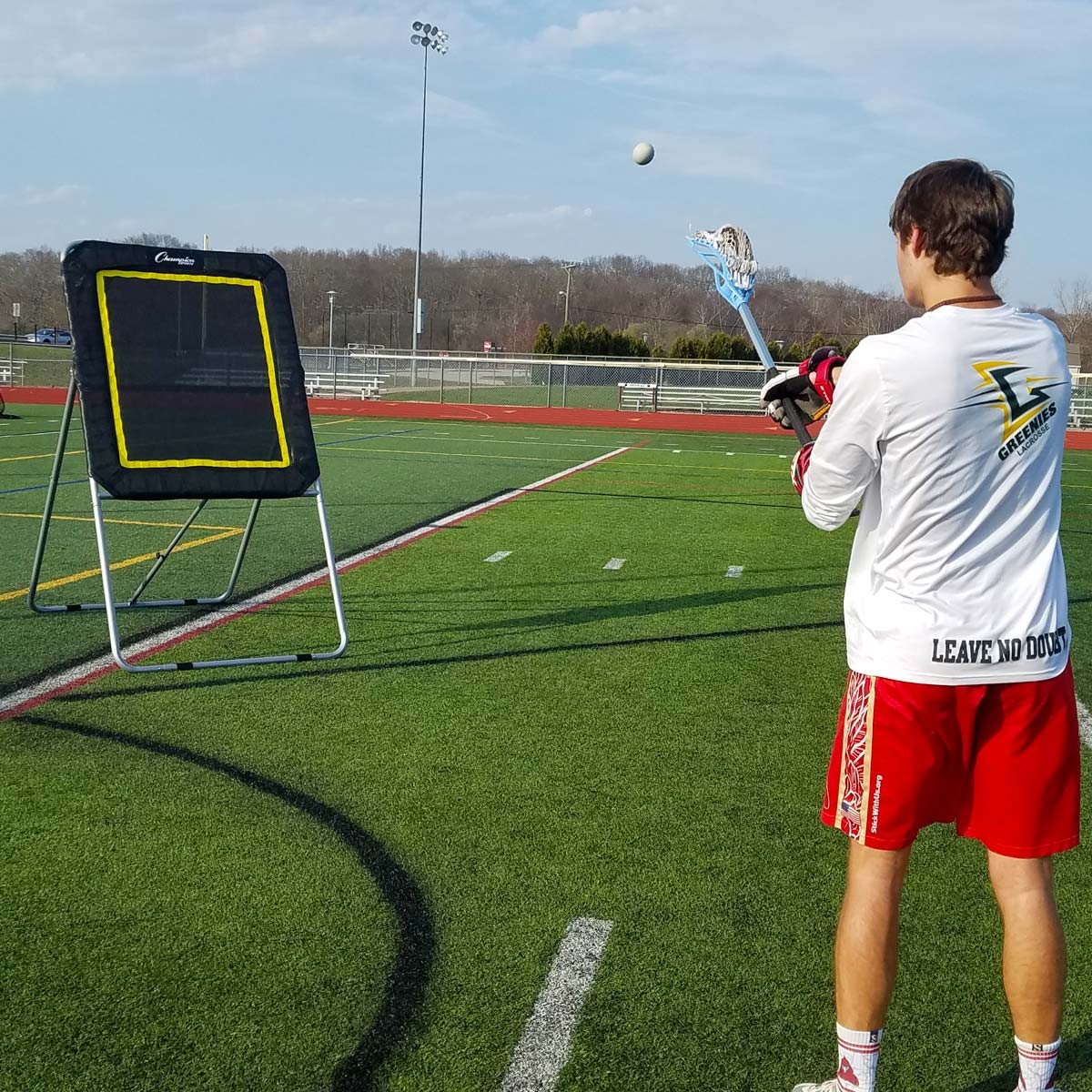 Champion Pro Bounce Back Lacrosse Target Lbt43 A63 341