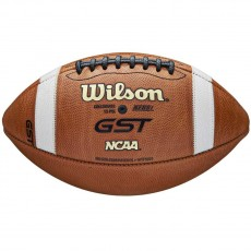 Wilson 1003 GST NFHS Official Leather Game Football