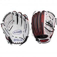 "Wilson 12.25"" A2000 Monica Abbott Pitcher's Fastpitch Softball Glove, WTA20RF19MA14GM"