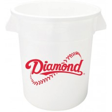 Diamond BKT BL Big League 10 Gallon Ball Bucket