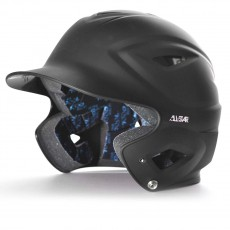 All Star S7 Solid Matte Painted Batting Helmet, Youth & Adult
