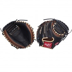 "Rawlings 33"" Heart of the Hide Catcher's Mitt, PROCM33BSL"
