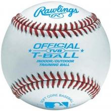 Rawlings TVB Soft Core T-Balls, dz