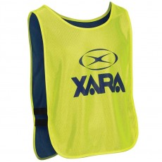 Xara Reversible Soccer Training Bib/Pinnie, ADULT