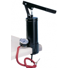 Champion Manual Table Mounted Ball Inflator Pump, IPTM