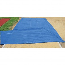 PitSaver Weighted MESH Jump Pit Cover, 12' x 32'