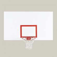 Bison Rectangular Steel Basketball Backboard, BA472