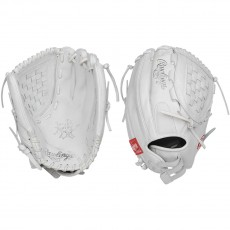 "Rawlings 12.5"" Heart Of The Hide Fastpitch Softball Glove, PRO125SB-3W"