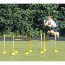 Power Systems 22050 Plyo Hurdles, set of 4