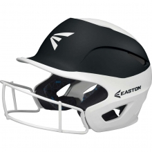 Easton Prowess Matte Two-Tone Fastpitch Batting Helmet w/ Face Guard