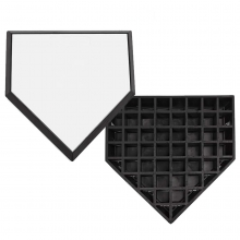 Champion Bury-All Home Plate w/ Rubber Base, BH86