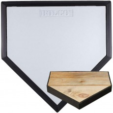 Bolco, 300-AS All Play Wood Filled Home Plate
