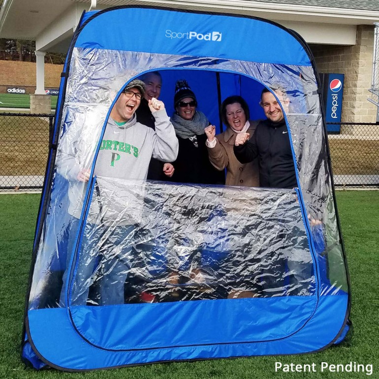 prev & TeamPod™ All-Weather SportPod™ Pop Up Chair Tent