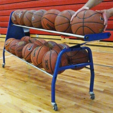 Bison SharpShooter Basketball Cart