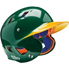 Custom Schutt AiR-4.2 Standard Batting Helmet, 2-COLOR, JR & SR