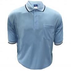 Dalco D260 Umpire Shirt, Light Blue