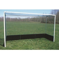 GOAL OFH3 Official Field Hockey Goals w/  Wood Bottom Boards  (pair)