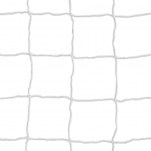 Kwik Goal 6.5'x12'x2'x6.5' Soccer Net, 3mm, WHITE, 3B5821