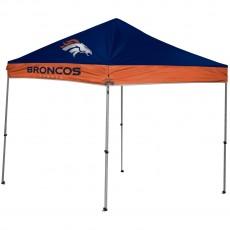Denver Broncos NFL 9x9 Straight Leg Canopy
