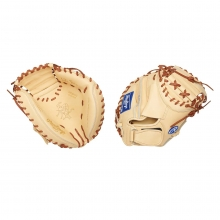 "Rawlings 32.5"" Heart of the Hide Salvador Perez Catcher's Mitt, PROSP13C"