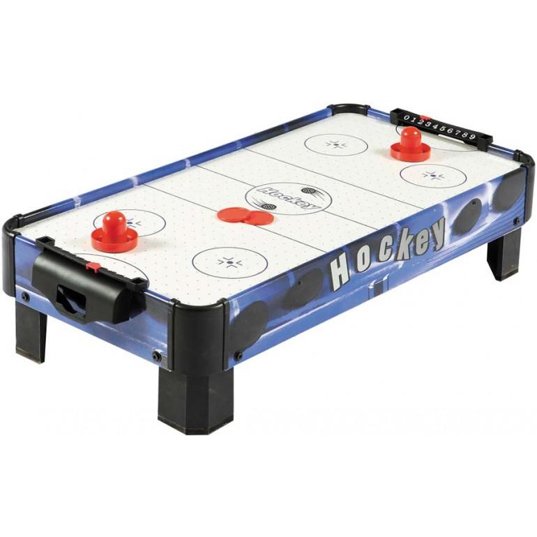 Carmelli Blue Line 32 Table Top Air Hockey Table A02 260 Anthem Sports