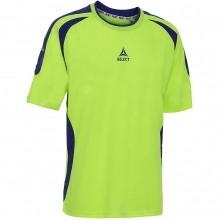 Select Texas SS Short Sleeve Goalkeeper Jersey