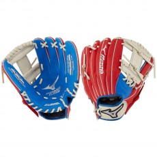 "Mizuno 11"" Prospect Powerclose YOUTH Baseball Glove, GPP1100Y3MEC"