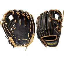"""Wilson 11.5"""" A1000 Pedroia Fit All Positions Baseball Glove, WTA10RB19DP15"""