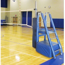 First Team PortaCourt Stellar-ST Portable Recreational Volleyball Net System
