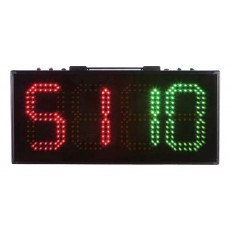 Ultrak SINGLE-Sided LED Soccer Substitution Board