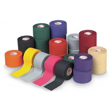 Mueller 1308 100% Cotton Athletic Training Tape, colors