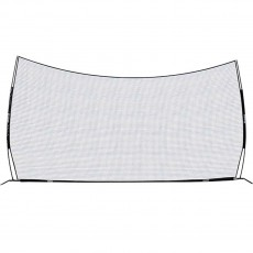Champion 11'x21' Rhino Flex Lacrosse Barrier Backstop Net