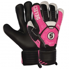 Select 33 Cure Pink Goalkeeper Gloves