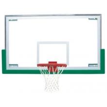 "Bison 42'' x 72""  Unbreakable Short Glass Basketball Backboard, BA42XL"