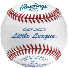 Rawlings RSLL Senior Little League Tournament Baseballs, dz