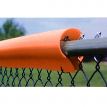 Poly Cap Fence Top Protector 100 Length