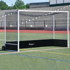 Jaypro Official STEEL Field Hockey Goal Package, OFHG7124PKG