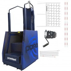 Porter Powr-Court PRO Portable Volleyball Net System
