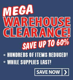 Mega Warehouse Sale