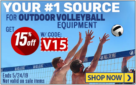 Anthem Sports is your #1 source for outdoor volleyball equipment!