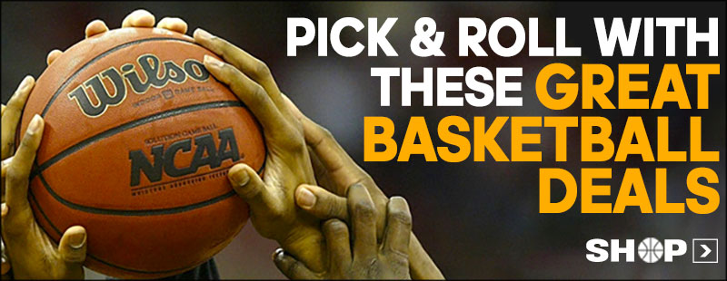 Save Up To 20% On Basketball Gear
