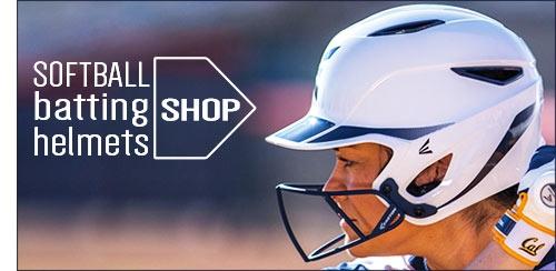 Shop Softball Batting Helmets